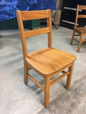 Kids/child/toddler real wood chairs for Sale in Suffolk, VA