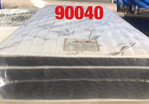 "12"" Thick 1 sided pillow top mattress starting at $135. 12"" Thick 1 sided pillow top mattress. Not rebuilds. Price includes tax and local delivery for Sale in Commerce, CA"