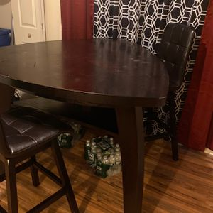 Bar Stool Dinning Room Set for Sale in Princeton, NJ