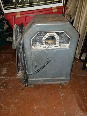 Lincoln arc welder ac-225-s for Sale in Tampa, FL