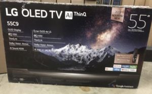 "55"" lg 4k oled smart tv for Sale in Norwalk, CA"
