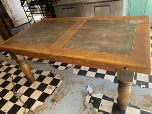 Rustic wooden Table for Sale in Concord, CA