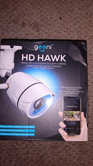 Geeni hd hawk camera for Sale in San Diego, CA