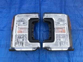 Ford F250 headlights for Sale in Houston,  TX