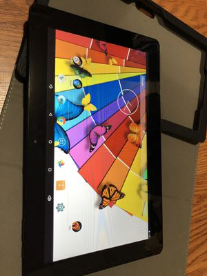 Dragon Touch X10 10.6 inch Octa Core CPU Android Tablet 16GB Storage Mini HDMI Tablet for Sale in Boyds, MD