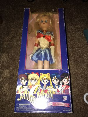 Sailor Moon 1997 Collectable for Sale in Casa Grande, AZ