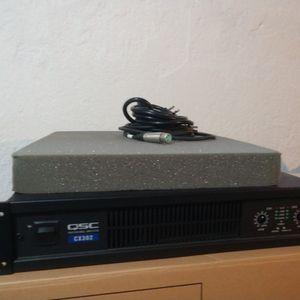 Professional Amplifier for Sale in Trenton, MI