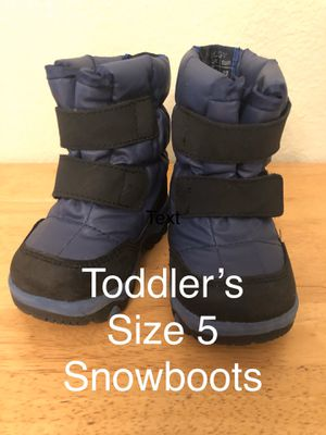 Kamik Toddler's Snowboots for Sale in Poway, CA
