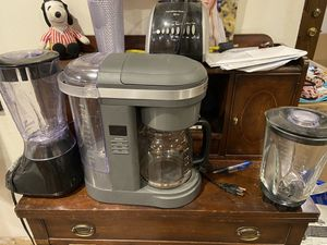Blenders and coffee maker no pot for Sale in San Jose, CA