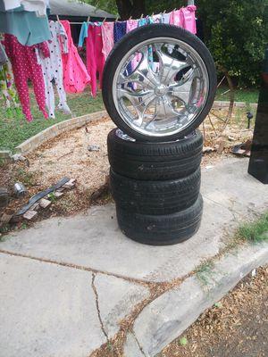 "20"" Rims for Sale in San Antonio, TX"