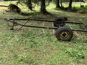 Trailer frame for Sale in Redmond, WA