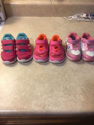 Kids shoes / tenis de niña. for Sale in Fullerton, CA