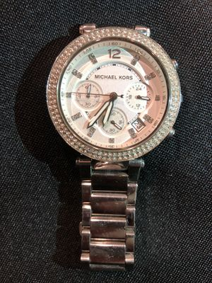 Michael Kors Silver Ladies Watch for Sale in Phoenix, AZ