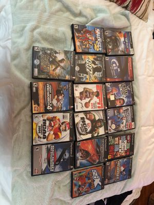 16 PS2 Games for Sale in Washington, DC