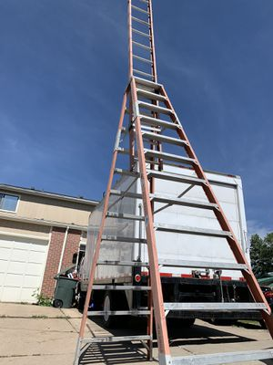 Werner extension ladder 17' feet for Sale in Evergreen, CO