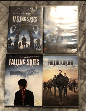 SERIE FALLING SKIES (1,2,3,4) for Sale in Tamarac, FL