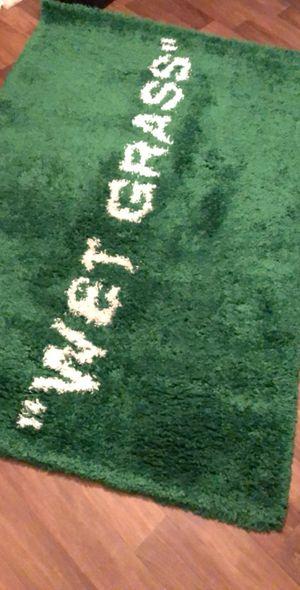 Wet Grass Rug x Virgil Abloh for Sale in Gilbert, AZ