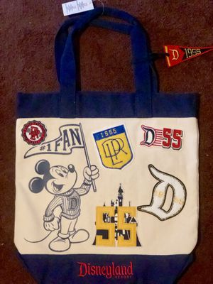 Disneyland Park - NEW Large tote canvas bag for Sale in Glendale, CA