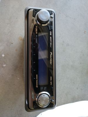 Pioneer cd car stereo for Sale in Redondo Beach, CA