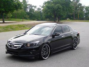 MY Honda Accord LX 2008 Black ! FWDWheelsss for Sale in Springfield, MA