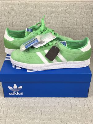 Adidas Munchen Super Spezial Limited Edition Shoes Mens US B41810 Green New with box for Sale in Kissimmee, FL