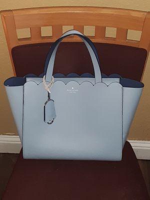 Kate Spade powder blue purse for Sale in Modesto, CA