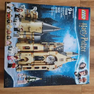 Brand New unopened LEGO Harry Potter the globet of fire hogwarts clock tower castle playset 75948 for Sale in Westerville, OH