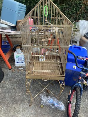 Bird Cage over 5 feet for Sale in Atlanta, GA