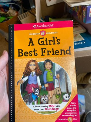 American girl book for Sale in Des Moines, WA