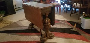 Antique Drop Leaf Table for Sale in Fall City, WA