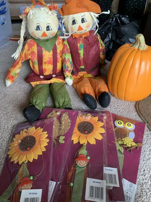 Fall decorations for Sale in Manassas, VA