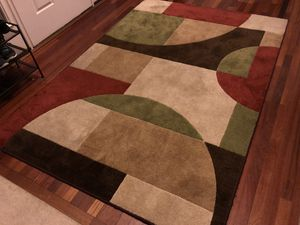 Nice rugs, you can have all three for $80 or $60 for large $20 for runner and $10 for door mat for Sale in Clinton, MD