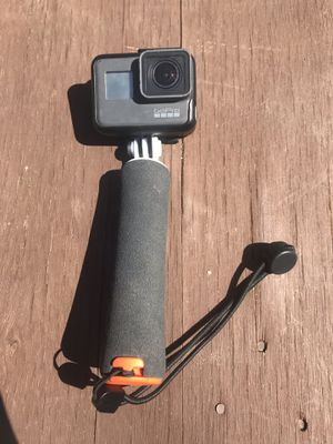 GoPro hero 5 black ultra HD 4K action camera for Sale in San Luis Obispo, CA