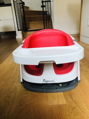 Booster seat bumbo chair for Sale in Seattle, WA