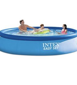 Intex 12ft X 30in Easy Set Pool Set with Filter Pump for Sale in Phoenix,  AZ