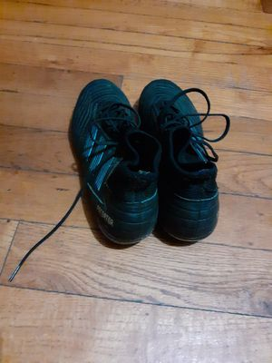 Soccer shoes predator size 11 for Sale in Adelphi, MD