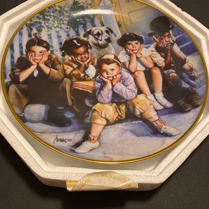 Franklin Mint Little Rascals McDonald's Plate for Sale in Haines City, FL