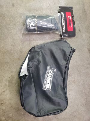 Cannon downrigger covers (2) for Sale in Tacoma, WA