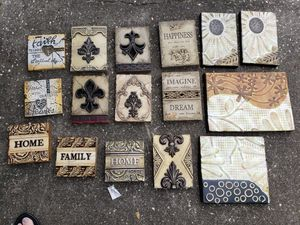 Wall Decor Set for Sale in Lakeland, FL