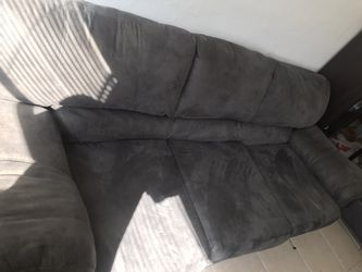 Soft plush couch like new for Sale in St. Louis,  MO