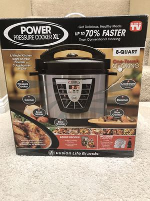 Power Pressure Cooker XL for Sale in Los Angeles, CA