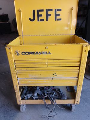 Cornwell tool box.... for Sale in Bakersfield, CA