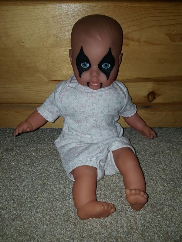 Alice Cooper Doll