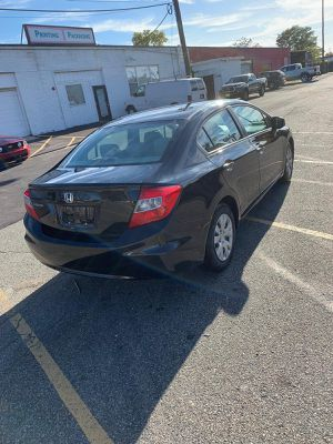 2012 honda civic LX for Sale in Lodi, NJ