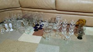 50 Assorted Drink Glasses for Sale in Hollywood, FL