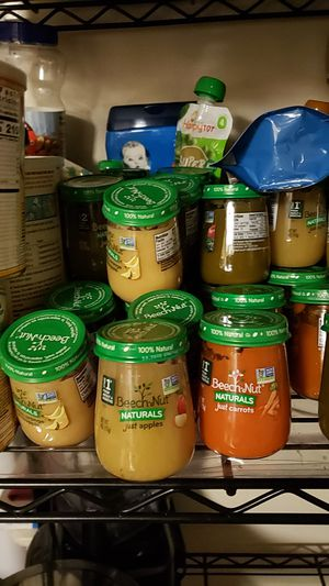 Beech Nut BABY Food for Sale in Silver Spring, MD