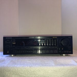 Pioneer Stereo Two/Four Channel Dolby Surround Sound Receiver. Built In Equalizer. Vintage. VSX-401 for Sale in San Diego, CA