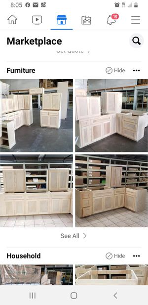 Kitchen cabinets we are the best leading cabinet makers for Sale in Los Angeles, CA