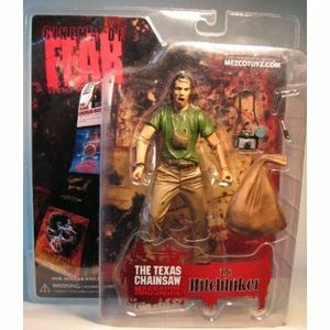 Mezuko Mezco Toyz Cinema of Fear Series 3 Action Figure Hitchhiker (Classic Texas Chainsaw Massacre) for Sale in Portland, OR