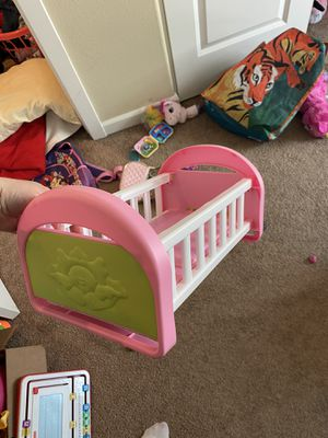 Cabbage patch doll bed for Sale in Ridgefield, WA
